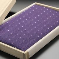 京都の西陣織の技術にて織り上げられた金封ふくさでございます。慶弔両用。天然石、パワーストーン、数珠の...