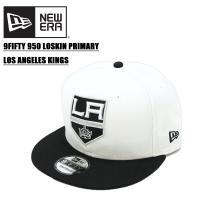 ニュー エラ(NEW ERA) 9FIFTY 950 LOSKIN PRIMARY ロサンゼルス・キングス/NHL/キャップ/帽子/男性用/[BB]