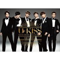 U-KISS 初のBESTアルバム!! 2011年12月14日に「Tick Tack」で日本デビュー...