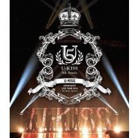 """日本デビュー5周年を記念して実施した""""U-KISS JAPAN BEST LIVE TOUR 201..."""