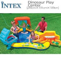 INTEX ダイナソープレイセンター DINOSAUR PLAY CENTER インテックス(ME-7056) 57444NP