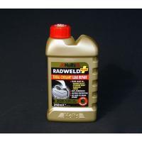 ラジエター漏れ止め剤 「ホルツ RADWELD PLUS」 冷却系統の水漏れを防止する液状タイプの漏...
