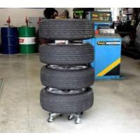 大自工業 メルテック TR-4 組立式タイヤラック タイヤを傷めずコンパクトに保管!