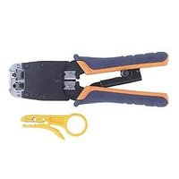 【商品名】サンワサプライ かしめ工具(ラチェット付き) HT-500R
