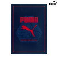 PUMA<プーマ> 下敷き<下じき> B5 ネイビー PM225NB [M便 1/1]