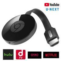 ★お持ちの端末からテレビにエンターテイメントをストリーミング   Chromecast をテレビの ...