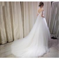 ウェディングドレス 二次会 トレーンドレス ロング 二次会ドレス パーティードレス ロングドレス 花嫁ドレス カラードレス 大きいサイズ 結婚式