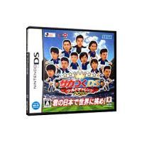 DS/サカつくDS ワールドチャレンジ2010