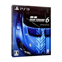 PS3/グランツーリスモ6 初回限定版 -15周年アニバーサリーボックス-