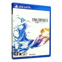 PSVita/ファイナルファンタジーX HD Remaster (FF10)