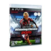 PS3/(説明書無しで完品)ワールドサッカーウイニングイレブン2015