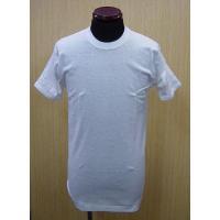 2枚組 丸首半袖肌着シャツ M/L/LL 綿100% 紳士/インナーシャツ|netshop-est|03