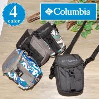 Columbia!ポケット感覚でマルチに活躍するショルダーポーチ! 商品:SMALL EQUIPME...