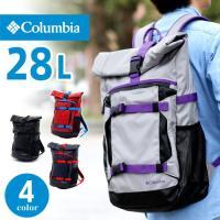 Columbia!人気の高いロールアップ式のデザインリュック ≪送料無料≫ 商品:OUTDOOR/S...