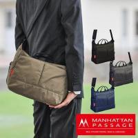 マンハッタンパッセージ MANHATTAN PASSAGE ショルダーバッグ ビジネスバッグ 2507