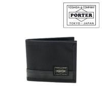 黒一色で立体的な仕上がり。カードポケットの充実した折財布 ≪送料無料≫ 商品:HEAT(ヒート)/折...