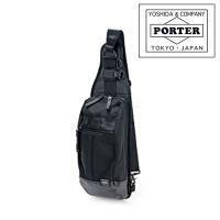 (送料無料)おしゃれバッグの定番ブランド、ポーターで人気のメンズ斜めがけバッグ!男性へのプレゼントに...