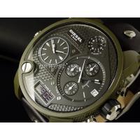 【あすつく】【送料無料】【ラッピング無料】DIESEL ディーゼル 腕時計 DZ7250 ブラック×...