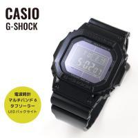 【ラッピング無料】CASIO G-SHOCK マルチバンド6 ●耐衝撃構造  ●タフソーラー(ソーラ...