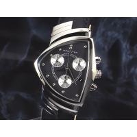 【送料無料】【ラッピング無料】HAMILTON ハミルトン 腕時計 VENTURA ベンチュラ クロ...
