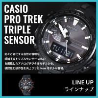 【ラッピング無料】CASIO カシオ プロトレック PRW-6100Y-1B ブラック 海外モデル ...
