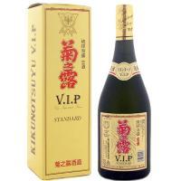 「菊の露」は世界的品評会の「モンドセレクション」で最高金賞を受賞した凄腕の蔵。 5年貯蔵酒をベースに...