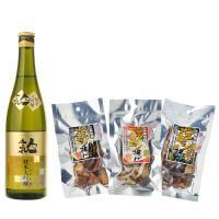 これだけで晩酌を楽しめちゃう!  広島名物ホルモン揚げと日本酒のセットです。  広島名物ホルモン揚げ...