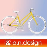 カンタン組立★お客様ご自身で完成させる自転車です。  (組立ては付属の工具で、簡単に行えます )  ...