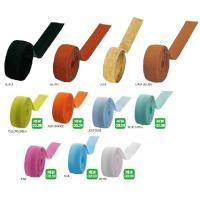 革調のスエードタイプで滑りにくく手に馴染みやすいバーテープ。  ■ サイズ:2000×30mm ■ ...