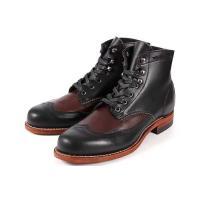 WOLVERINE (ウルバリン) ADDISON BOOT W05947 BLACK/BROWN ...