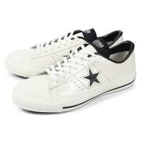converse(コンバース) ONE STAR J(ワンスター J) ホワイト/ブラック  ■商品...