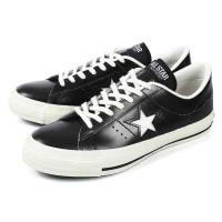 converse(コンバース) ONE STAR J(ワンスター J) ブラック/ホワイト  ■商品...