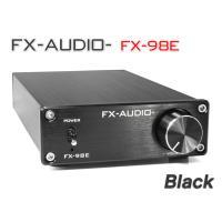 FX-AUDIO- FX98E 『ブラック』 TDA7498EデジタルアンプIC搭載 160Wハイパワーデジタルアンプ