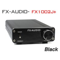 FX-AUDIO- FX1002J+[ブラック]TDA7498E搭載デジタルパワーアンプ