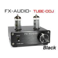 FX-AUDIO- TUBE-00J[ブラック]本格真空管ラインアンプ