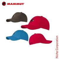MAMMUT Baseball Cap Mammut[1090-02971]  クラシックなマムート...