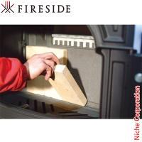 耐火レンガ 標準寸法品(1本)  [ 1601103 ]安全と性能維持に大切な交換部品 炉内正面の耐...