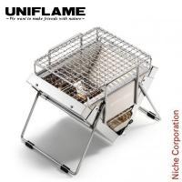 大人気商品の復刻版です。  ユニフレーム ユニセラTG-3 ミニ [614952] UNIFLAME...