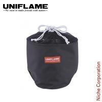 ユニフレーム キャンプケトル ケース [660362] UNIFLAME  ■ 仕様 [サイズ/重量...