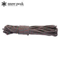 スノーピーク グレーロープPro. 3mm 10mカット [AP-020] snow peak Gr...