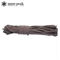スノーピーク グレーロープPro. 4mm 10mカット [AP-021] snow peak Gr...