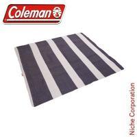 Coleman コールマン レジャーシート (ネイビー×ホワイト)  2000030418 キャンプ用品