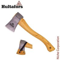 ハチェットシリーズのスカウトは、森林や空き地などアウトドアで使用する小型のアックスです。鍛造でクリア...