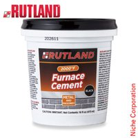 ラットランド 耐火セメント メタル用(カップ)  [ R64 ]気密性を保ち燃焼効率をよくするために...