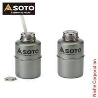 SOTO (新富士バーナー) ポータブルガソリンボトル750ml  [SOD-750-07]SOTO...