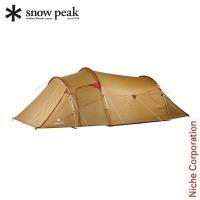 スノーピーク ヴォールト [テント] SDE-080 キャンプ用品