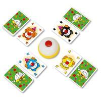 カードゲーム 4歳 5歳 6歳 子供 クリスマス 誕生日プレゼント クリスマス プレゼントピエロの色...
