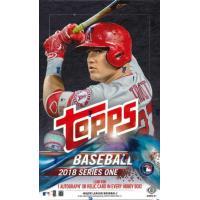 ■1ボックス36パック入。1パック10枚入。■  トップス社MLB公式カードの定番商品トップスベース...