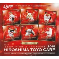 ■1ボックス14パック入。1パック1枚入。■  「広島東洋カープ〜2018〜」トレーディングmini...