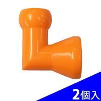 ・品番:62420 ・サイズ:1/4 ・入数:2個 ・材質:ポリアセタール樹脂(POM)